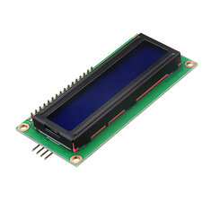 Geekcreit® IIC / I2C 1602 Blue Backlight LCD Display Screen Module For Arduino