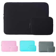 ... 13-13.3 inch Waterproof Laptop Case Bag With Charger Bag for Xiaomi Air  notebook Macbook 34edd003f7ba
