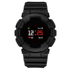 KALOAD MX Color Sreen Heart Rate Blood Pressure Monitor IP68 Waterproof Sports Smart Watch