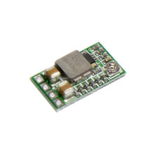 Mini AIO DC-DC Step Down Module 4.5-24V Integrated Adjustable & Fixed Voltage Multirotor Spare Part