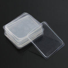 10x Transparent Silicone Gel Pad RC parts - Banggood