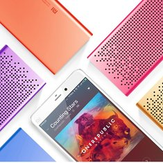 Original Xiaomi Micro SD Aux-in Hands Free Stereo Pocket 1500mAh 3.8V Bluetooth Speaker
