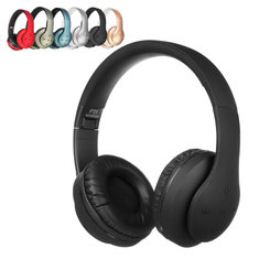 Caldecott P35 Stereo Bluetooth Headphone Headset AUX Heavy Bass Foldable Portable