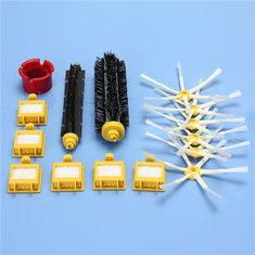 15pcs Vac Filtro with Armed Side Cepillos for iRobot Roomba 700 Series 760 770 780 790