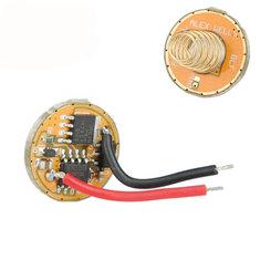 Astrolux S1/BLF A6 A17DD-L FET+1 2.8-4.35v 7/4 Modes Flashlight Driver Flashlight Accessories