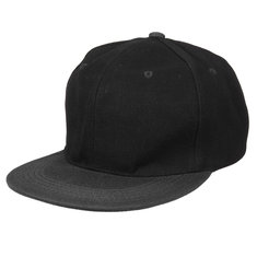 Unisex Women Men Cotton Blend Hip-hop Baseball Cap Adjustable Flat Snapback Hat