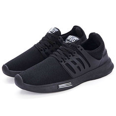 Men Casual Breathable Athletic Outdoor Antiskid Running Shoes