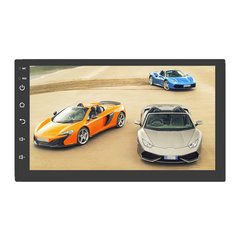 7 Inch 2 DIN bluetooth Car Stereo Radio MP5 Player GPS Wifi with Rear Camera