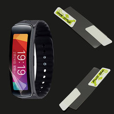 Clear Anti Scratch Screen Protector Film For Samsung Galaxy Gear Fit Watch