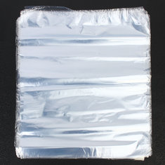 50Pcs Shrink Seal Wrap Film Clear Heat Seal Bags Soap Candles Packaging 40X46cm Seal Film