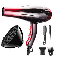 220V 2200W Electric Hair Dryer Heat Blower Beauty Constant-Temp Hair Protection