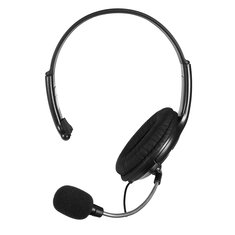 Wired Chat Headset Game Headphones Microphone w80cm Cable For Microsoft Xbox One