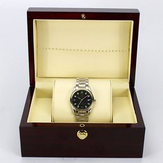 Luxury Wooden Watch Box Storage Container
