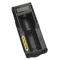 Nitecore UM10 USB Power LCD Intelligent Li-ion Battery Charger