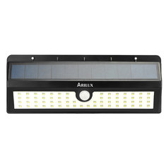 Arilux Al Sl 06 Solar Ed 62 Led Pir Motion Sensor Light Outdoor Waterproof