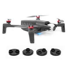 4Pcs Motor Protection Cover Aluminium Alloy Dustproof Anti-collision for Parrot ANAFI RC Drone