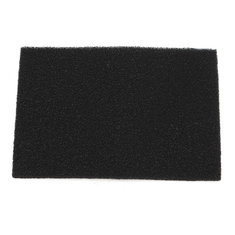 200×300×12mm DIY Activated Carbon Impregnated Foam Filter Sheet Aquariums Carbon Filter