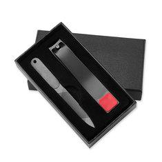 YFM® из нержавеющей стали Ногти Clipper с файлом Ногти