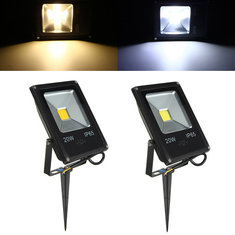 20W Waterproof IP65 White/Warm White LED Flood Light Outdoor Garden Security Lamp