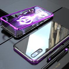Bakeey 360 ° Магнитная адсорбция Модифицированная версия Защитная Чехол для Huawei P20 / P20 Lite / P20 Pro