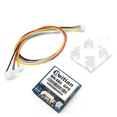 169581 Beitian BN-880 Flight Control GPS Module Dual Module Compass With Cable for RC Drone FPV Racing