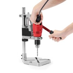 Machifit Electric Drill Bracket 400mm Drilling Holder Grinder Rack Stand Clamp Bench Press Stand