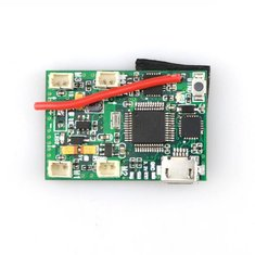Eachine SKYkylin-F3 Brushed Flight Control Board Built-in FRSKY Compatible 8CH Receiver