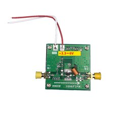 433MHz 33dBm 2W BLT53A High Gain Power Amplifier with Heat Sink For 3DR Telemetry