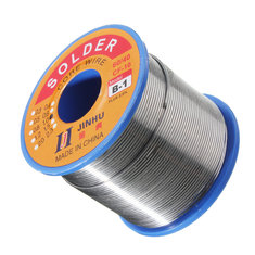 400g 60/40 Tin Lead 1.8-2.2% Flux 1.0mm Dia Soldering Solder Wire Reel