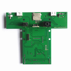 FrSky Taranis X9D Plus Transmitter Parts Backboard With Integrated XJT Module for RC Drone FPV Racing