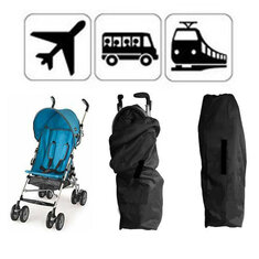 Baby Stroller Covers Infant Stroller Travel Bag Pram Protection AccessoriesTravel Helper Carriage Buggy Pushchair Protect Cover
