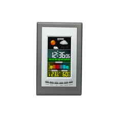 LCD Color Screen Digital Thermometer Hygrometer Temperature and Humidity Measurement Tool