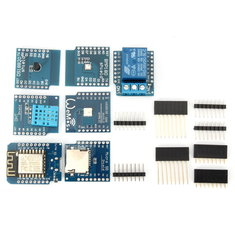 Wemos® D1 Mini Kit Mini NodeMcu 4M Bytes Lua WIFI Internet of Things Development Board Based ESP8266