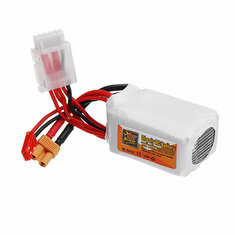 ZOP POWER 14.8V 550mAh 70C 4S Lipo Battery With JST Plug XT30 Plug For RC FPV