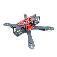 Sirians X 5 Inch 7 Inch 225mm 300mm FPV Racing Frame w/ PDB 4mm Arm Supports RunCam Swift 2 HS1177