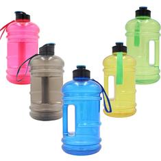 ... IPRee® 2.2L Big Large Water Bottle BPA Free Sport Gym Training Workout Drink Cap