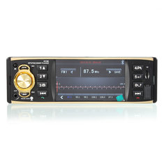 Bluetooth HD Car Stereo Audio Video Radio MP5 Player FM Aux Input USB TF MP3 Handfree