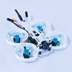 iFlight CineBee 75HD White Plate 2S Whoop RC FPV Racing Drone SucceX mirco F4 12A 200mW Turtle V2 HD
