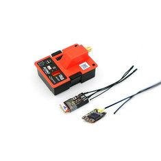 FrSky R9M 900MHz Transmitter Module & R9MM 4/16CH & R9 Slim+ 6/16CH Receiver & T Antenna Combo