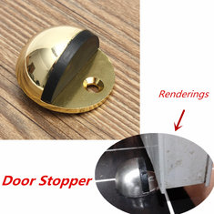 Zinc Alloy Door Semi Circular Top Door Touch Window Accessories