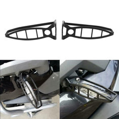 Pair Motorcycle Front Turn Signal Lights Cover Protector Guard for BMW R1200GS ADV F800GT - Pair-Motorcycle-Front-Turn-Signal-Lights-Cover-Protector-Guard-for-BMW-R1200GS-ADV-F800GT , Pair Motorcycle Front Turn Signal Lights Cover Protector Guard for BMW R1200GS ADV F800GT , banggood.com
