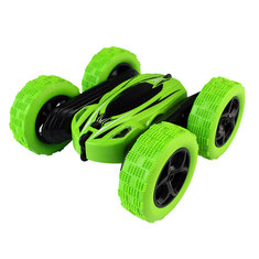 JJRC D828 1/24 2.4G 16cm Stunt Rc Car Telecar Double-sided 360° Rotation With LED Light Toy