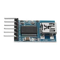3.3V or 5.5V USB Programming Module for Naze / Minim OSD / Frsky / Multi-wii