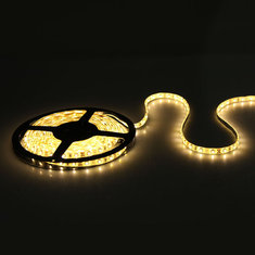 5M 500CM 18W Warm White 3528 SMD LED Strip Lights 300 Leds