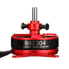 Racerstar BR2304 1850KV 2-3S Brushless Motor For RC Airplane