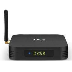 Купить TanixTX6AllwinnerH64GBRAM 32GB ПЗУ 5G WIFI Bluetooth 4.1 4K USB3.0 Android TV Коробка