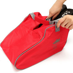 IPRee Outdoor Travel Shoes Storage Bag Pouch Portable Waterproof Protection Case For Trip Journey