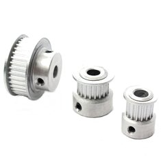 16/20/36T GT2 Aluminum Timing Pulley For DIY 3D Printer