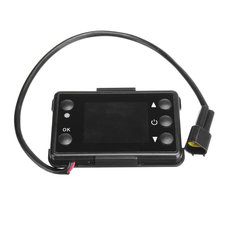 LCD Car Switch 12/24V 5KW Parking Heater Controller for Car Track Air Diesel Heater