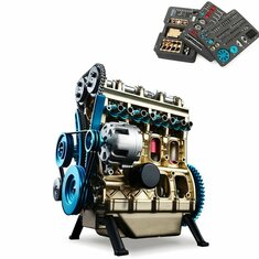 Up to 22% OFF Teching Engine Alloy Model